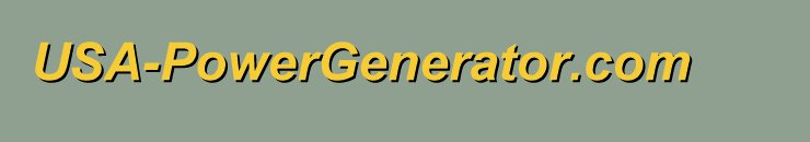 Power Generator Logo